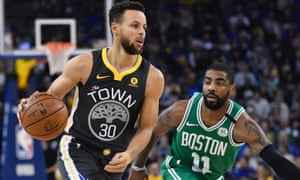 Both Stephen Curry and Kyrie Irving have flirted with conspiracy theories