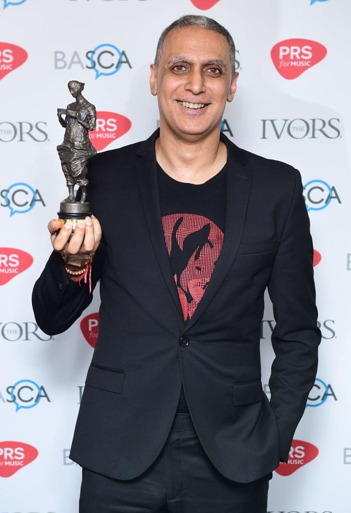 Skepta wins songwriter of the year at Ivor Novello awards | Music
