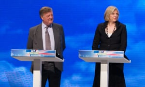 Ken Clarke and Theresa May