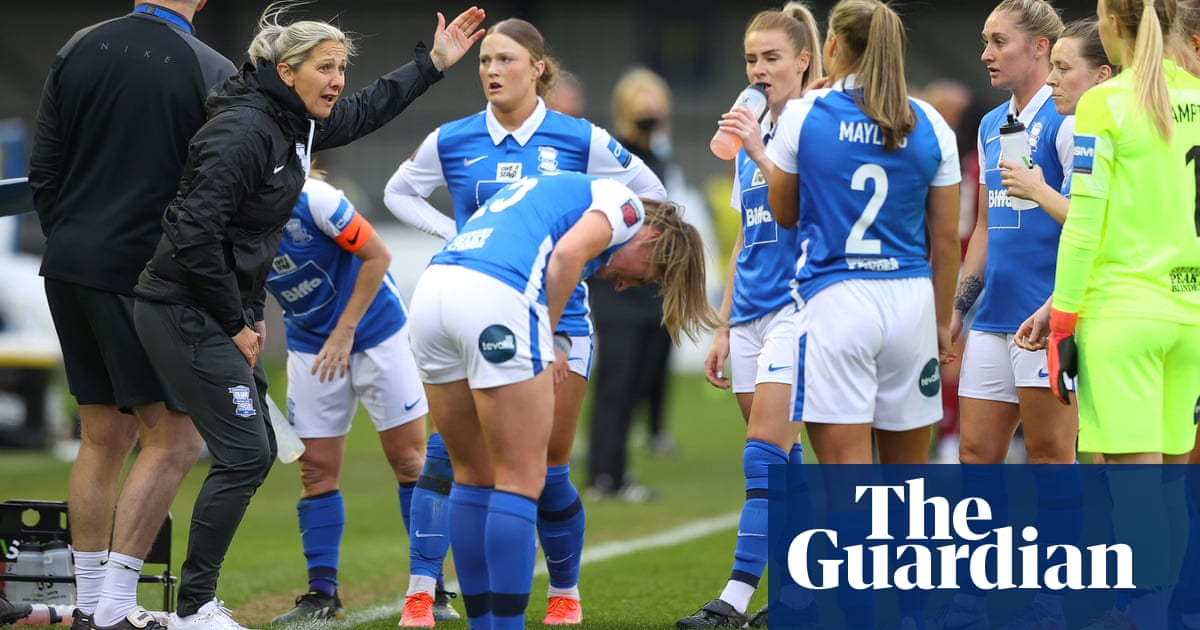 Carla Ward resigns as Birmingham manager but wants to stay in WSL