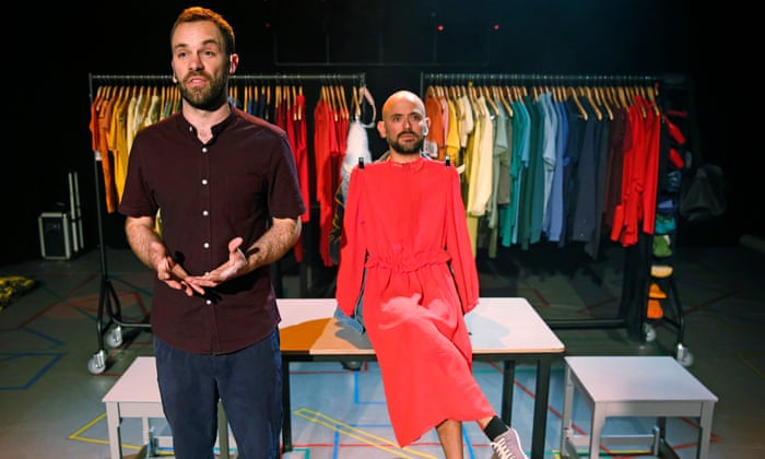 Mini project fashion show 10 класс