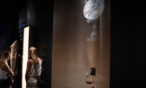 The perfume Aphrodite's Rose is a highlight of the new exhibition at the National Archaeological Museum of Athens