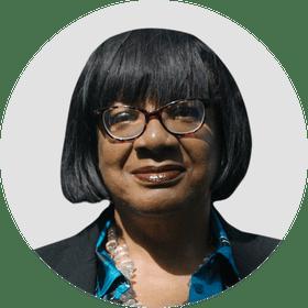 MP Diane Abbott