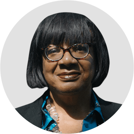 MP Diane Abbott