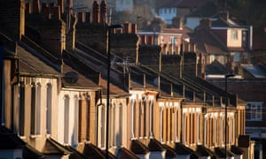 Houses in south London: one expert thinks house price growth in the capital could fall to 0%.