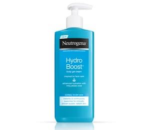Gel-crème pour le corps Neutrogena Hydroboost
