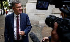 David Gauke lost the Tory whip in September and will fight the general election as an independent.