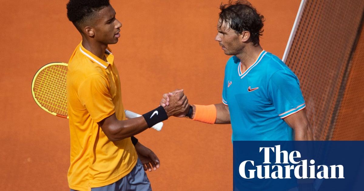Rafael Nadal brings te...