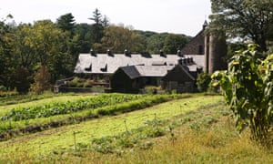 The Blue Hill at Stone Barns restaurant