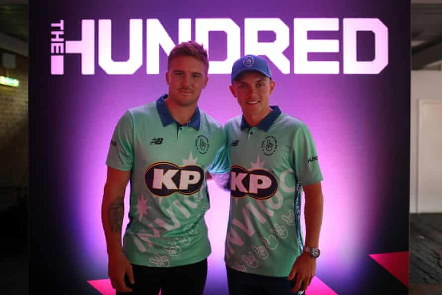 Jason Roy and Sam Curran will be looking for a fast start with Oval Invincibles.