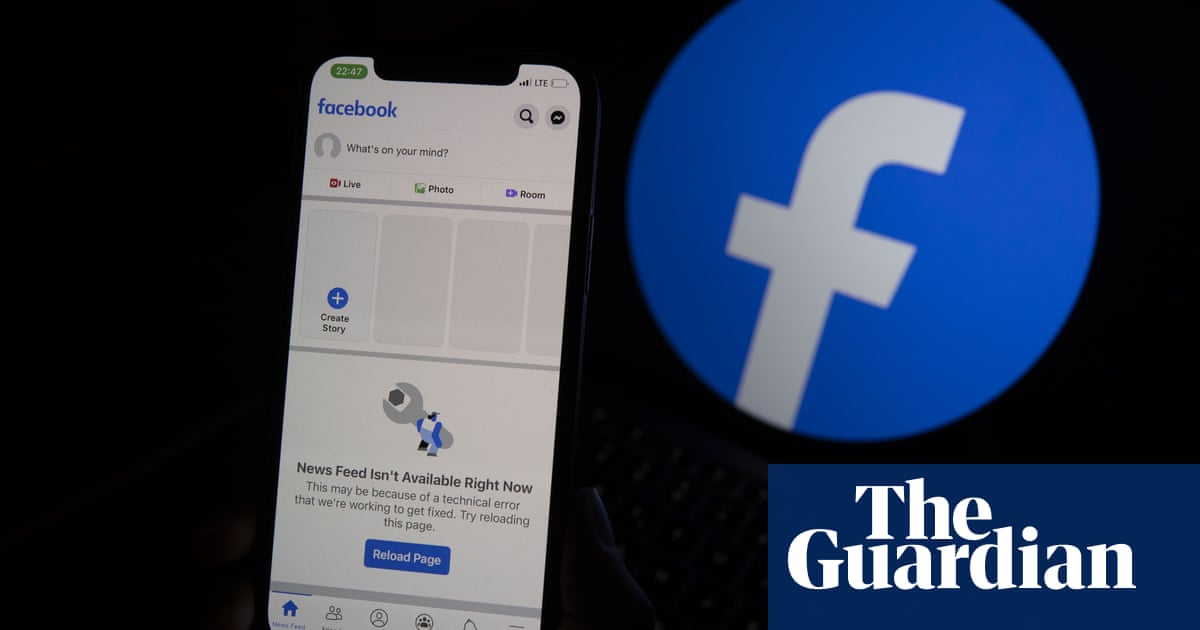 Facebook is down – but you can still get your misinformation fix
