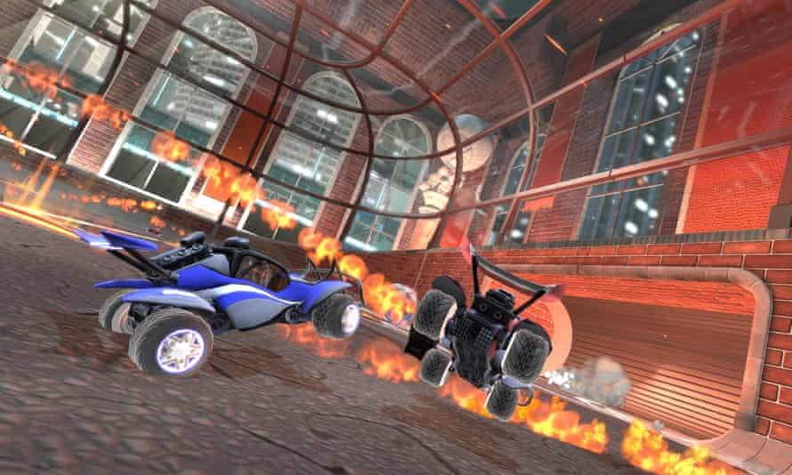 Supersonic Acrobatic Rocket-Powered Battle-Cars was the 2008 predecessor to Rocket League