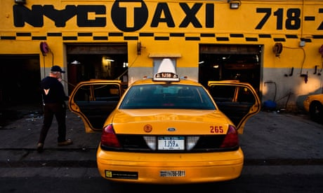 End of the road? New York's cabs face uncertain future in