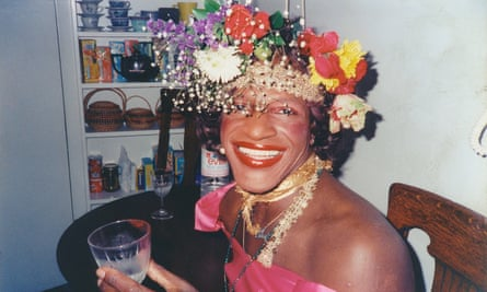 Marsha P Johnson, who will be honored in a new monument in New York City.
