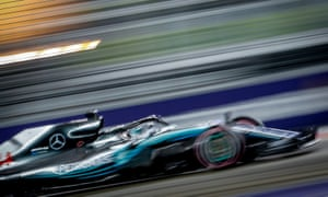 Lewis Hamilton, wins the Singapore Grand Prix.