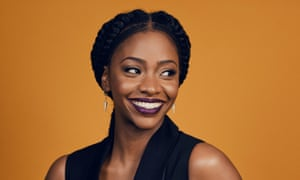 Teyonah Parris in New York … 'I wanted to go to LA and see what that would be like'