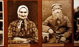 Photographs of Manchester's Jewish community