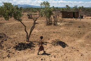 Severe drought has led to an escalation in cattle rustling and competition over pasture and water between neighbouring Pokot and Tungen tribes.