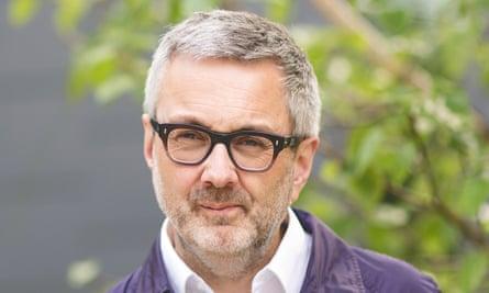 Alan Jones, the new RIBA president