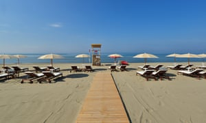 Beach Club 93, Campania, Italy