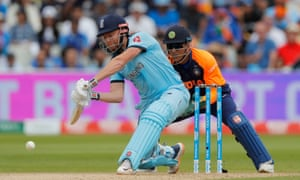 Jonny Bairstow's 111 on Sunday gave England their first victory over India at the Cricket World Cup since 1992.
