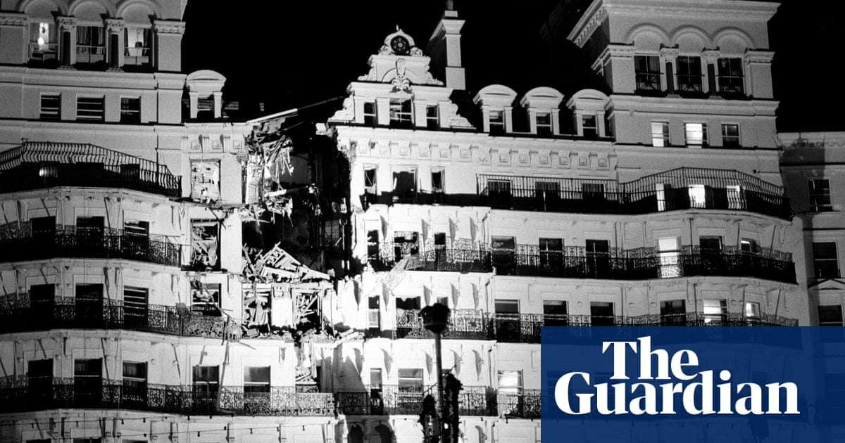 IRA Brighton bomber 'scouted Labour conference seven years earlier'