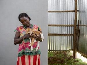 Dawunda Shawkare from South Omo, Ethiopia