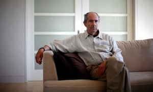 Philip Roth pictured in 2010. Since Roth had no family, the money raised from the estate sale will go to an unnamed charity.