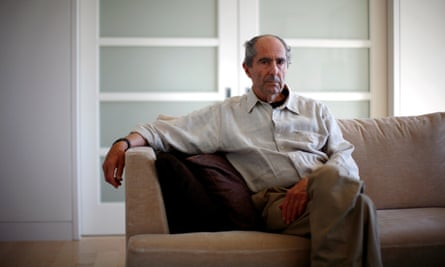 Philip Roth in 2010