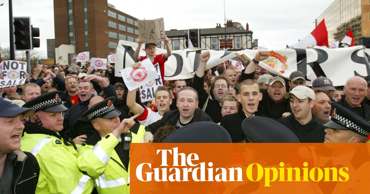 Fans saw the Glazers' money tricks 16 years ago but no one listened | David Conn