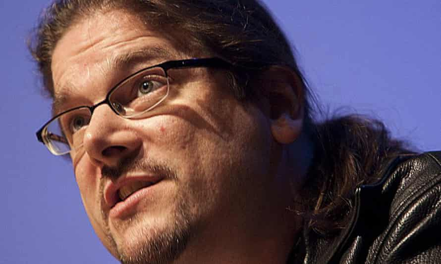 Privacy campaigner Phil Booth of medConfidential