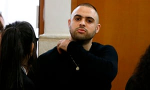 Ben Deri in court