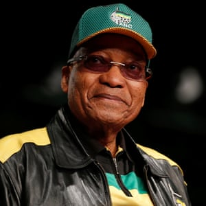 Jacob Zuma opens the ANC 5th national policy conference in Soweto in June.