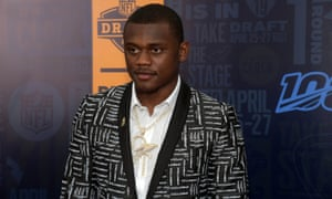 DeAndre Baker was a first-round pick for the New York Giants in the 2019 NFL draft