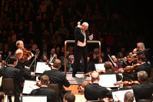 The Vienna Philharmonic Orchestra conducted by Adám Fischer perform Mahler Symphony No 9 at the Barbican.