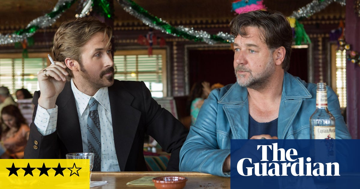 The Nice Guys review: Crowe and Gosling are abysmal PIs in a