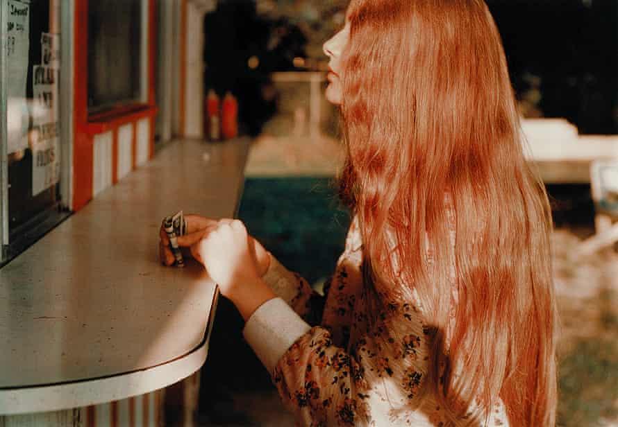 Untitled, 1974, Biloxi, Mississippi, by William Eggleston