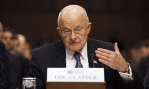 'You have willingly shared information with us about the important and actionable intelligence obtained under these surveillance programs,' senators wrote to James Clapper.