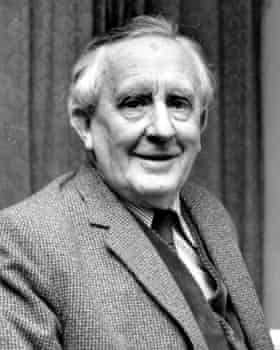 Author JRR Tolkien