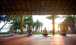 Talalla yoga retreat, Sri Lanka