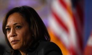 En tant que candidat, le vice-président élu Kamala Harris a déclaré que le ministère de la Justice n'aurait `` d'autre choix '' que de porter des accusations contre Donald Trump lorsqu'il quittera ses fonctions.