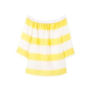Striped, £29.99, mango.com.