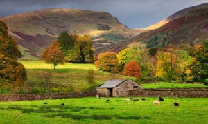 Autumn in the Lake District.