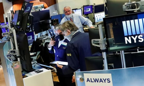 Stocks shrug off US unrest, China tensions amid easing of Covid-19 lockdowns - business live