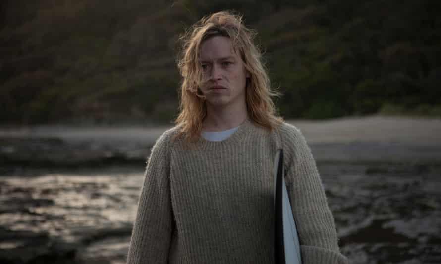 Caleb Landry Jones as Martin Bryant in Nitram.