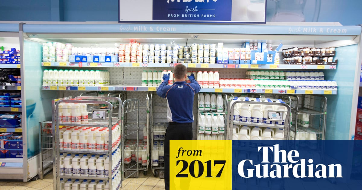Strong sales growth at Aldi and Lidl takes their market