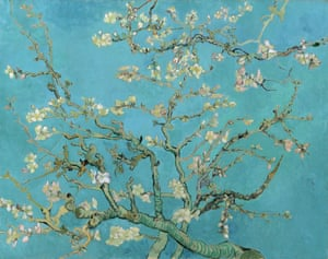 Almond Blossom by Vincent Van Gogh.