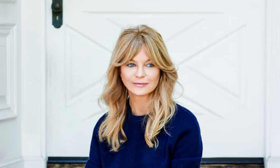 Goldie Hawn: 'My nature is to always seek the sun.'
