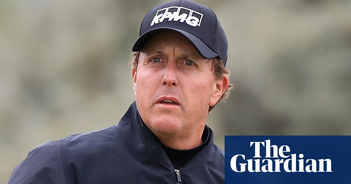 Flashpoints of 2018: Phil Mickelson breaks the rules at the US Open