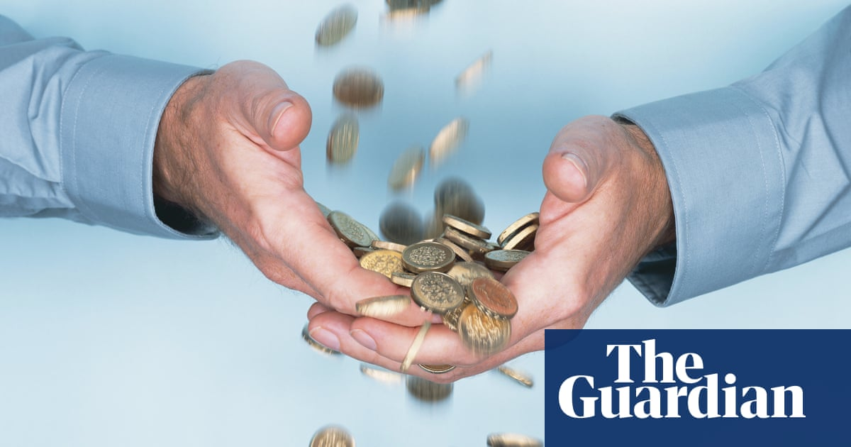How much poorer would the rich need to be to provide a basic minimum income for everyone?